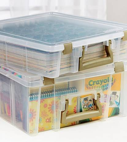 Online Only Doorbuster: 50% off Entire Stock Everyday Storage
