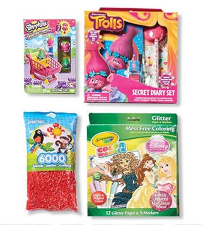 Doorbuster: 50% off Entire Stock Kids' & Learning Crafts Toys & Kits