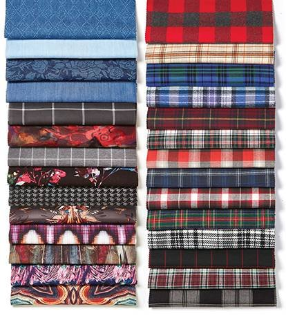Doorbuster- 60% off Apparel Fabrics