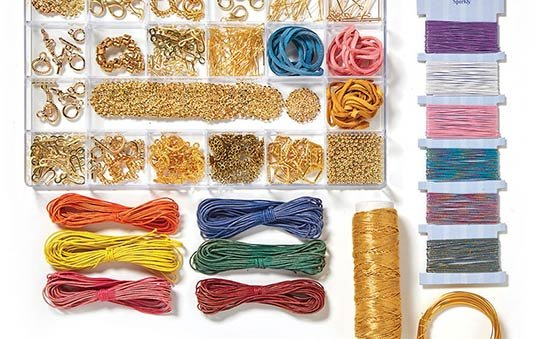 Doorbuster- 60% Off Entire Stock Jewelry-Making Supplies