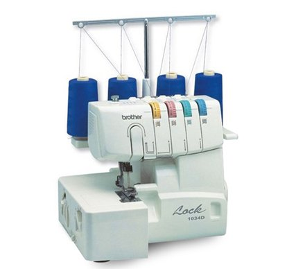Online Only Doorbuster: $204.99 each Brother 1034D Thread Serger with Differential Feed
