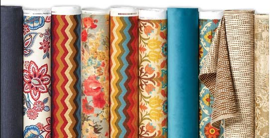 Doorbuster- 50% Off 54'' Home Decor Prints, Solids & Upholstery Fabrics