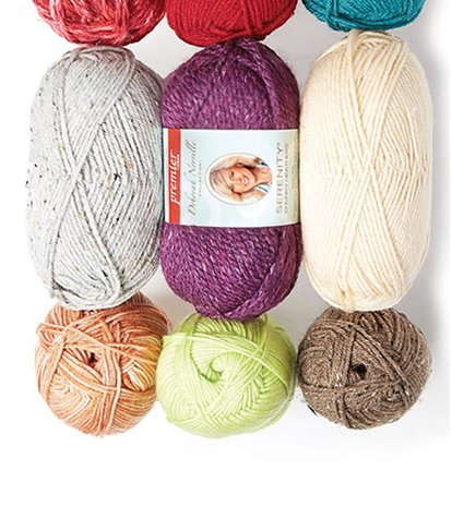 Online Only Doorbuster 50% Off Entire Stock Yarn