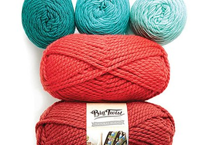 Doorbuster- 50% off Entire Stock Big Twist Yarns