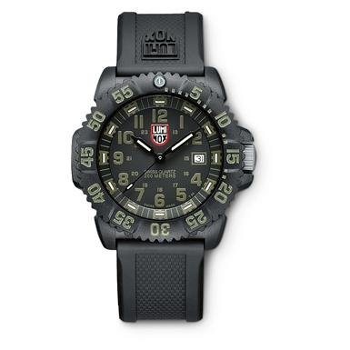 Luminox Navy SEAL Water Resistant Swiss Watch