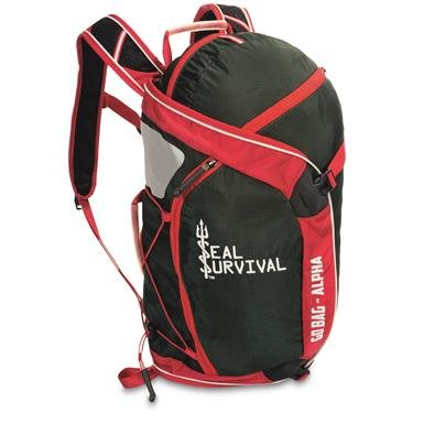 SEAL Survival Gear Go Bag-Alpha