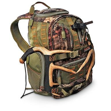 GamePlan Gear Full Rut Rattling Backpack
