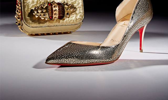 From Christian Louboutin, Aquazzura and more.