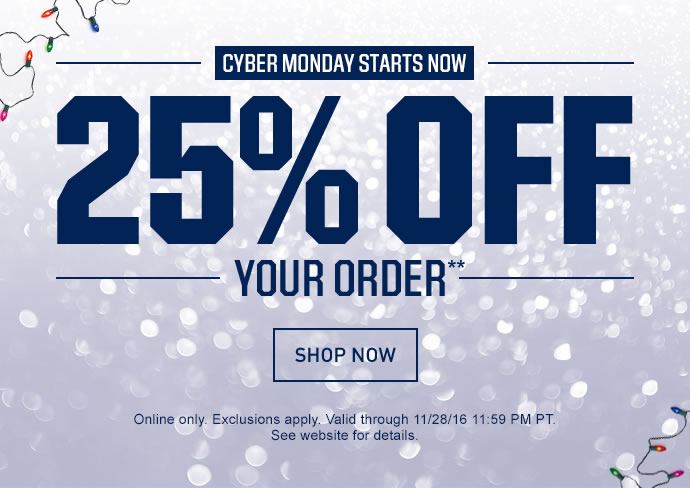 b60766bd2 Dick s Sporting Goods  25% Off Your Online Purchase! Cyber Monday ...