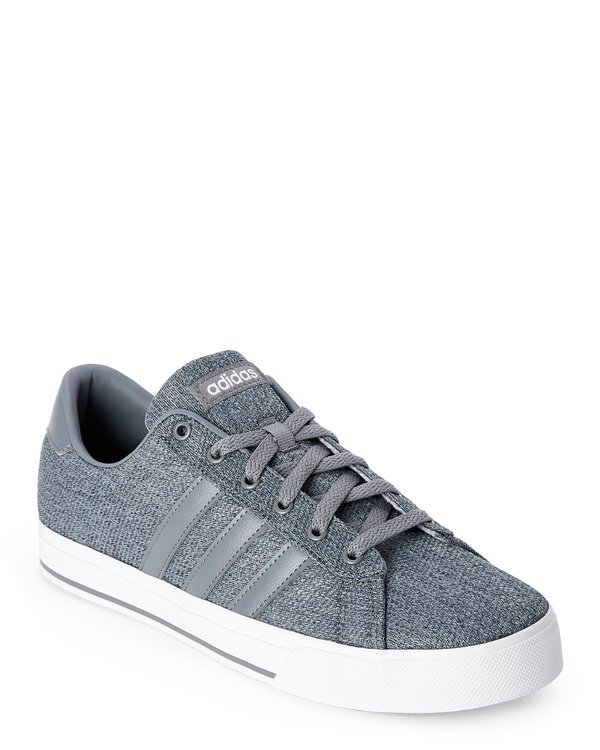 Grey Daily Low Top Sneakers