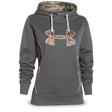 Under Armour Women's Storm Caliber Hoodie, Discontinued