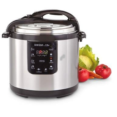 Guide Gear 10 1/2 Quart Pressure Cooker