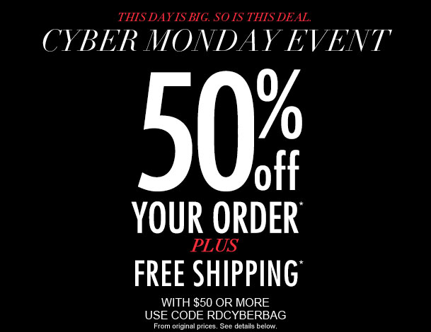 06e17c2ae95 Roaman s  50% off everything + free gift (shipping s on us!)