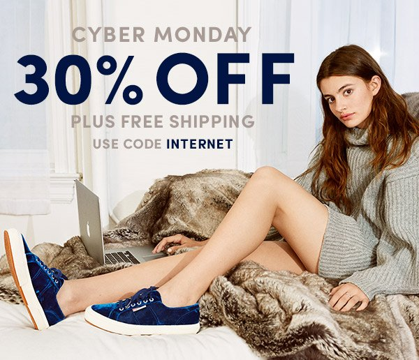 Cyber Monday! 30% Off