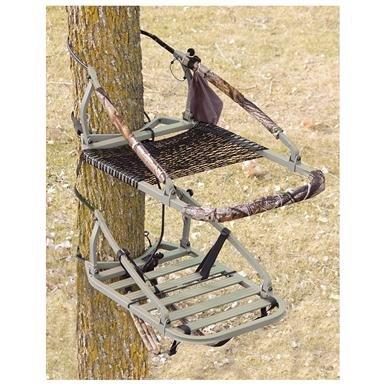 API Outdoors The Marksman Climber Tree Stand