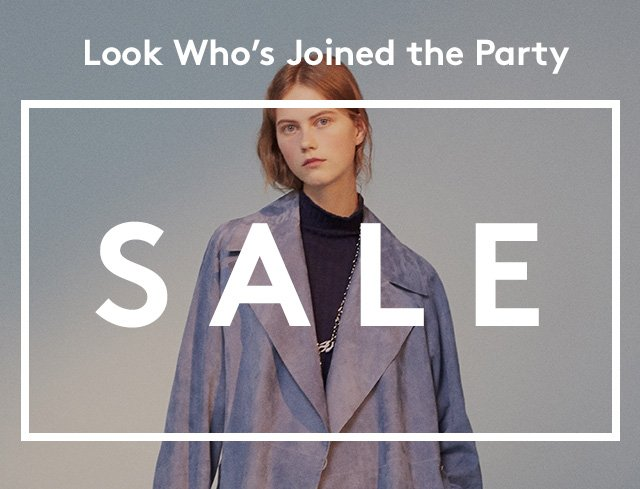 Shop women and men at 40% off.