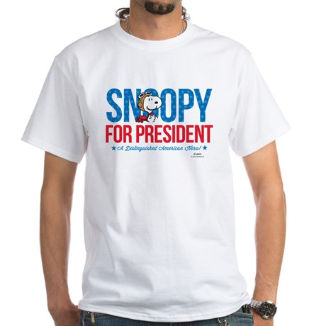 Snoopy American Hero T-Shirt