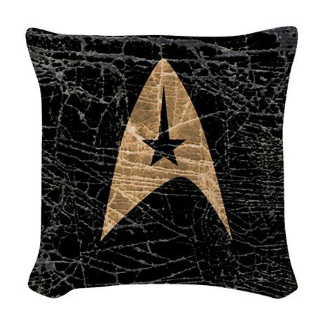 Star Trek Pillow