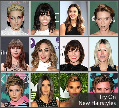 Excellent Thehairstyler Com Try On New Hairstyles Thehairstyler Com Milled Natural Hairstyles Runnerswayorg