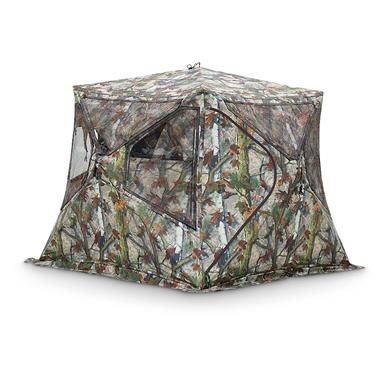 Barronett Bell Bottom Hunting Ground Blind