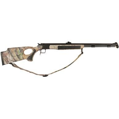 CVA Accura V2 Stainless Steel Nitride .50 caliber Muzzleloader with Fiber Optic Sights