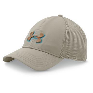 Under Armour Men's Classic Mesh-back Hat