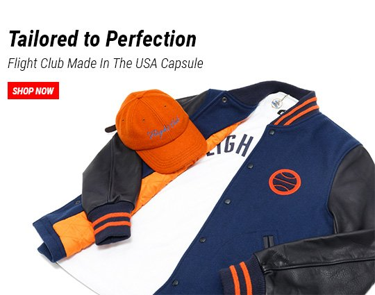 aa865b0451a Flight Club New York  Tailored to Perfection  Introducing Flight ...
