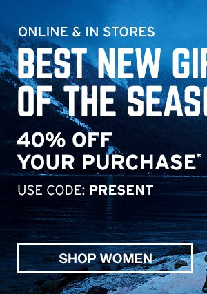 ONLINE & IN STORES BEST NEW GIFTS OF THE SEASON NOW 30-50% OFF | SHOP MEN'S