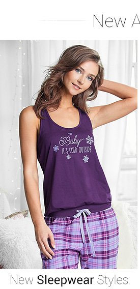 New Sleepwear Styles