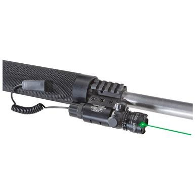 HQ Issue Green Laser Sight