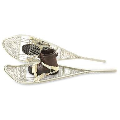 U.S. Military Magnesium Snowshoes with Bindings, New