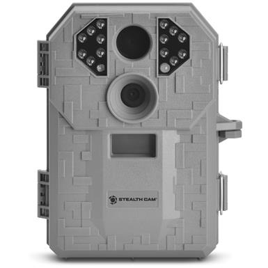 Stealth Cam P14 Infrared Trail Camera Kit, 8MP
