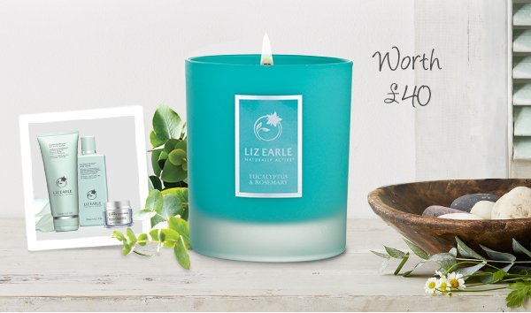 *Savings and worth values based on individual item prices. Your Daily Routine free gift offer is available until on Tuesday 25th December through imsese.cf, our Customer Centre and Liz Earle own stores only, while stocks last.