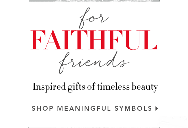 Brighton Gifts For Faithful Friends Milled