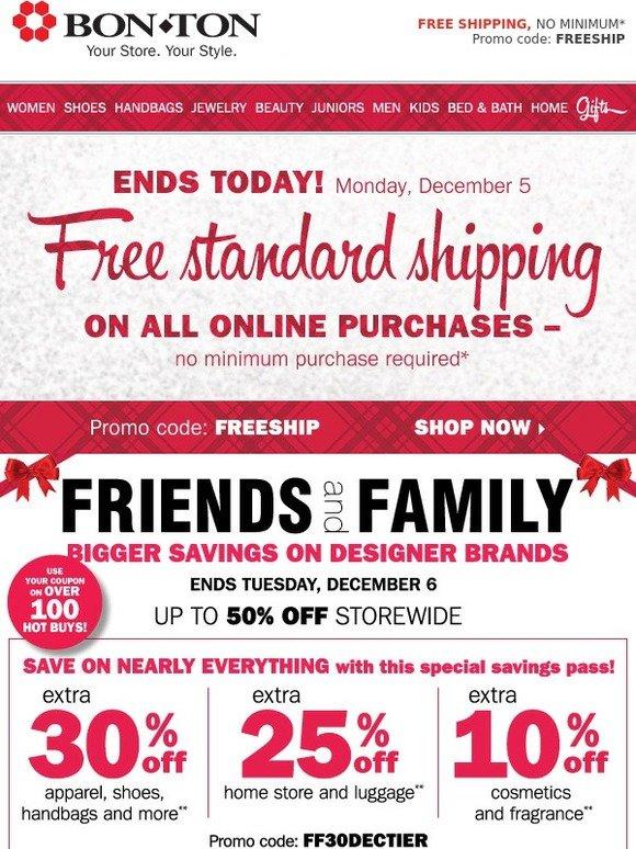 b25e15ff136 Bonton  30% off Friends   Family Coupon Ends Soon! Plus