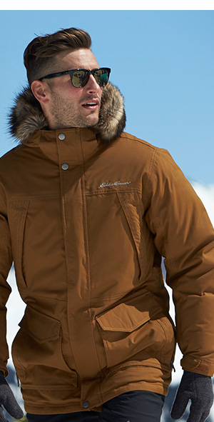SUPERIOR DOWN PARKA | MEN'S OUTERWEAR
