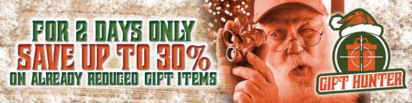 For 2 Days Only Save Up to 30% on Already Reduced Gift Items