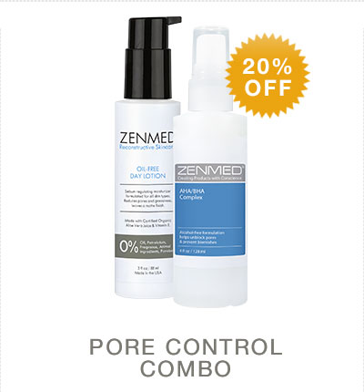 Pore Control Combo - 20% Off