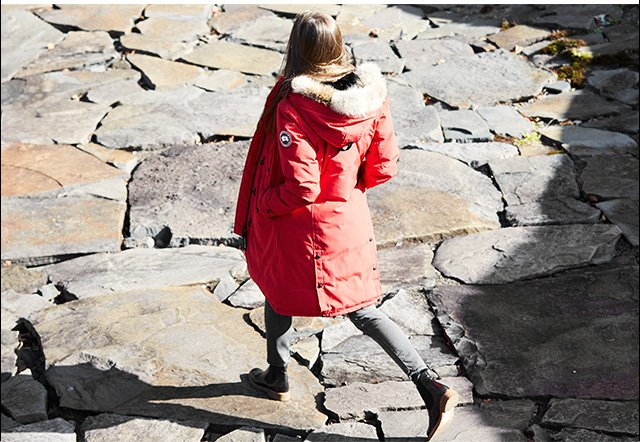 Our team tests out the keep-warm promise of Canada Goose outerwear.