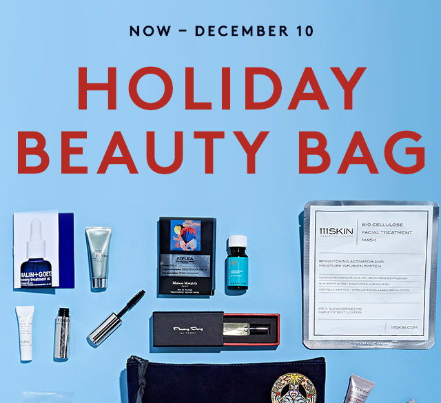Featuring products from Eve Lom, 3LAB, Byredo, and more.