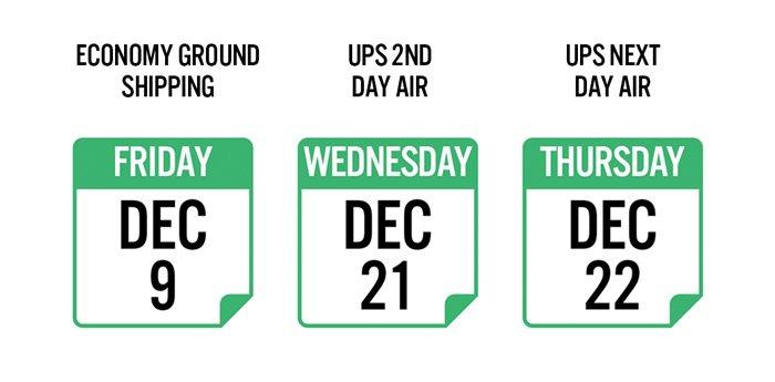 GORUCK: GEAR: Santa Monster's Holiday Shipping Deadlines