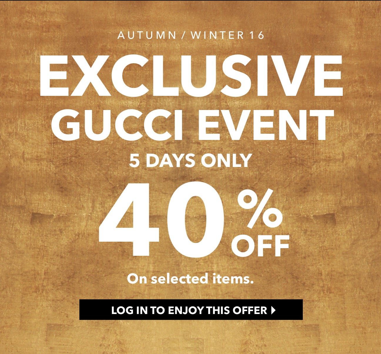 Gucci Private Sale >> Childsplayclothing Uk Gucci Private Sale 40 Off Milled