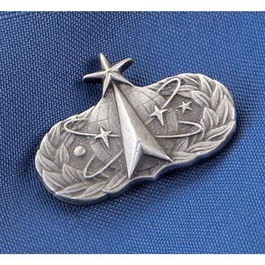 New USAF Senior Space Operations Badge