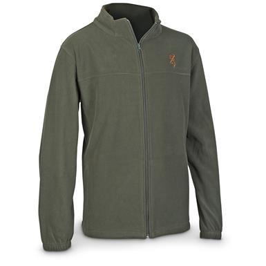 Browning Men's Fleece Full Zip Jacket