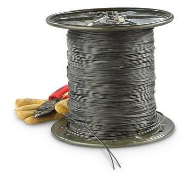 U.S. Military Surplus 20 Gauge Phone Cable