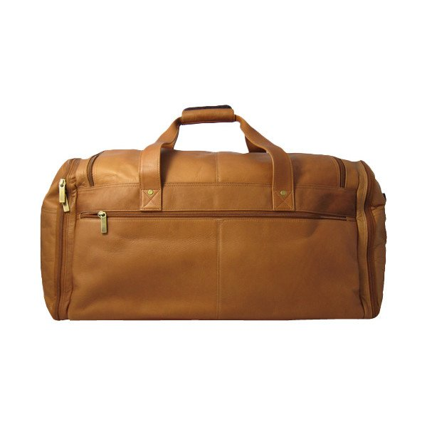 CODI LEATHER DUFFEL
