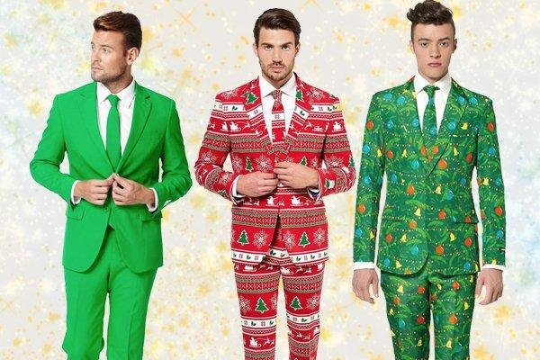 Shop Holiday Suits for Him