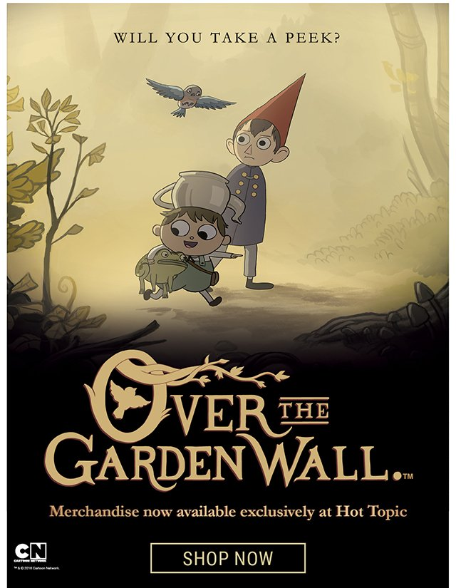 over the garden wall - Over The Garden Wall Merchandise