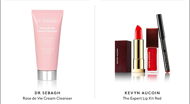 From Kevyn Aucoin, True Botanicals, and more.