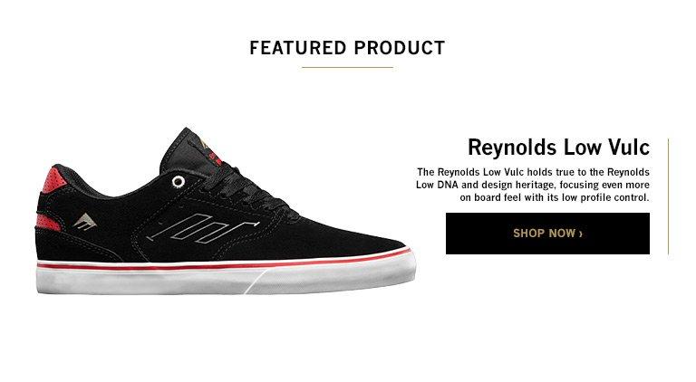 Reynolds Low Vulc